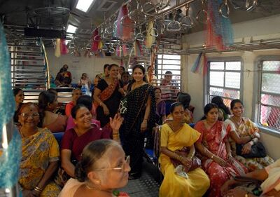Is the Mumbai Local Train Safe for the Women?
